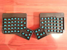 ErgoDox Ergonomic Mechanical Keyboard Cherry MX Blue Fully Assembled (NOT Kit)