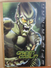 Vintage 2002 Spider-man original Green Goblin villain poster Marvel 9239