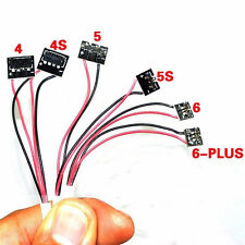 6in1 Professional DC Power Supply Phone Current Test Cable for iPhone all
