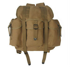 WW2 US ARMY MILITARY HAVERSACK LINEN BACKPACK BAG