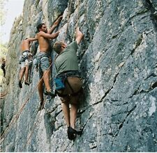 Hiking Rock Mountain Climbing Courses repelling Treking Rope Cliff on CD DVD
