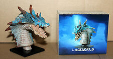 Monster Hunter Tri 3 lagiacrus mini figure statue Capcom Not for Sale