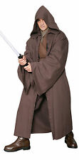 Dark Brown JEDI ROBE Only -  Excellent Quality Costume Cloak