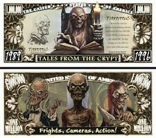 TALES FROM The CRYPT  . Million Dollar USA. Billet de commémoration / Collection