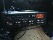 BMBMW Reverse Rds, Genuine BMW E30 Stereo, Code, Wires
