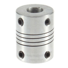 5x8 mm Motor Jaw Shaft Coupler 5mm To 8mm Flexible Coupling OD 19x25mm FT