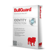 BullGuard Identity Protection for 3 PC Social Media Protection BG13