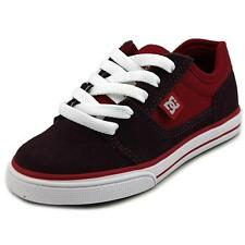 DC Shoes Tonik Youth US 11 Burgundy Skate Shoe