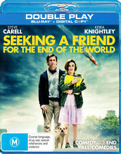Seeking a Friend For the End of the World (Blu-ray/Dig  - BLU-RAY - NEW Region B