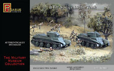 PEGASUS BT-7 SOVIET LIGHT TANKS 1:72 PGS7673