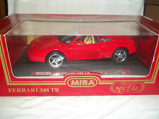 Mira 61014 Ferrari 348 TB Red 1/18 Mint & Boxed