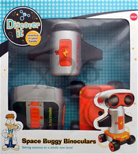 Discover It - Space Buggy and LED Binoculars with Planets Slide Veiwer FREE P+P