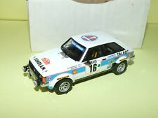 TALBOT LOTUS SUNBEAM RALLYE MONTE CARLO 1981 FREQUELIN MINI RACING 1:43 KIT
