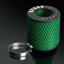 2.75'' Universal Inlet Super High Dry Flow Cone Mesh Turbo Intake Air Filter
