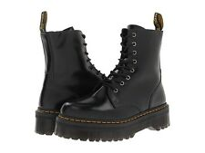 Dr. Martens Women`s Jadon Aggy Style BLACK Smooth US 8 EU 39 UK 6 LAST!!!