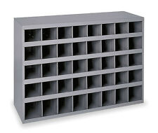 Metal 40 Compartment / slot / hole Storage Bin, Cabinet For Nuts, Bolts 359