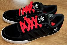 Adidas Originals Hard Court Low Size 13 Black Infrared Sneakers G47145 $39.99