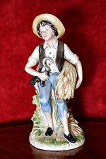Vintage German Porcelain Figurine