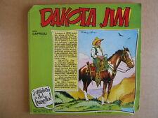 I Quaderni del Fumetto n°6 1973 DAKOTA JIM FRANCO CAPRIOLI - di reso [G503]