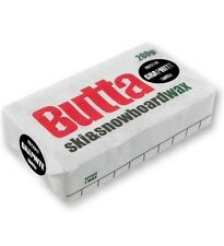 BUTTA GRAPHITE SKI & SNOWBOARD WAX + LOADS OF FREE STUFF