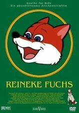 Reineke Fuchs ( Kinder-Zeichentrickfilm / Kinderfilm ) DVD NEU OVP