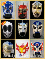 MEXICAN WRESTLING MASKS [Mixed Styles]  Costume, Mask, Lucha Libre, Fancy Dress!