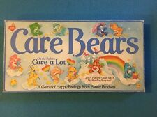 "Vintage 1983 Parker Brothers ""Care Bears"" On The Path To Care-a-lot Board Game!"