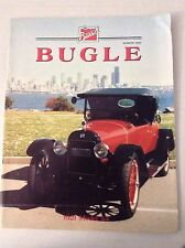 Buick Bugle Magazine 1922 Model 44 March 1995 032017NONRH