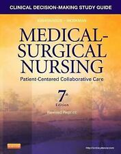 Clinical Decision-Making Study Guide for Medical-Surgical Nursing - Revised...