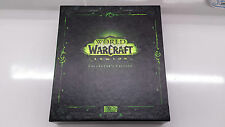World of Warcraft: Legion Collectors edition empty original box only New