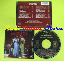 CD THE LEGENDARY BIG BAND SINGERS compilation 94 CALLOWAY ARMSTRONG TERREL (C3)
