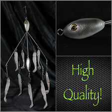 Alabama/Umbrella Rig( Mini Bait Ball) 9 baits!!! High Quality Components