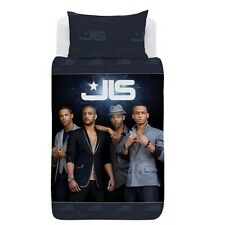 JLS OUT OF THIS WORLD SINGLE BEDDING DUVET COVER SET