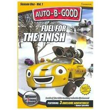 Auto-B-Good - Fuel for the Finish (DVD, 2012)