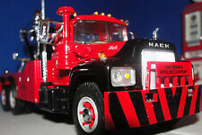 TEXACO TEXAS PIPELINE MACK R600 HEAVY DUTY TOW/WRECKER 7 IN THE SERIES MIB...A29