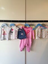 Ted Baker, Mothercare, Disney Baby Girls 3-6 Month Clothing Bundle  K2571