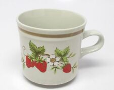Mikasa - Hallkraft - Fruit Harvest #KA107 - Cup - made in Japan