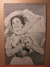 Vintage Julie andrews Mary Poppins movie poster 1145