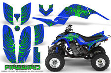 YAMAHA RAPTOR 660 GRAPHICS KIT CREATORX DECALS STICKERS FIREBIRD GBL