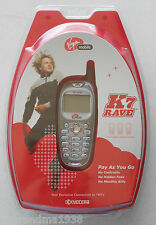 Kyocera K7 Rave Prepaid Phone Virgin Mobile New in Sealed Package