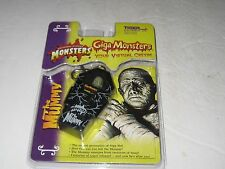 1999 Tiger Electronics Universal Monsters Mummy Giga Monsters Pets MOC