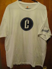 Charlotte Bobcats Playoffs Lowes Home Improvement Sponsor T Shirt White XL