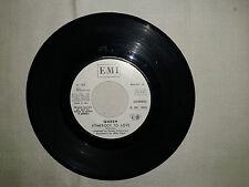 """Queen / Suzi Quatro – Disco Vinile 45 Giri 7"""" Edizione Promo Juke Box"""