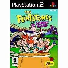 PS2 - The Flintstones: Bedrock racing New not sealed