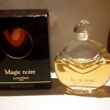 LANCOME MAGIE NOIR 85 ML EAU DE TOILETTE!!! NOT VAPO!!RARE AND VINTAGE!!!