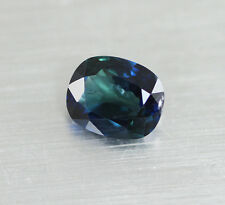 1.37CTS STUNNING!!! NATURAL UNHEAT SRILANKA BLUE GREEN SAPPHIRE LOOSE_GEMSTONE