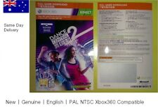 Xbox 360 game : dance central 2 Full Download Card / CODE