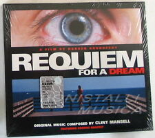REQUIEM FOR A DREAM - SOUNDTRACK O.S.T. - CD Sigillato -  Kronos Quartet