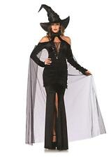 NEW! SULTRY SORCERESS S Sexy Adult Women's Witch Costume Leg Avenue 85242