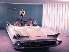 """1955 Lincoln Futura Concept Car 11 x 14""""  Photo Print"""